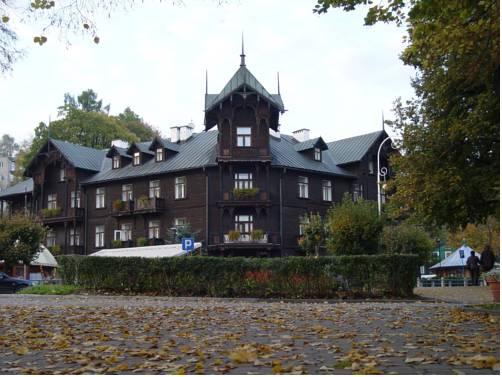 Pensjonat Witoldówka