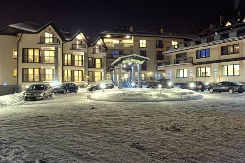 Hotel Prezydent Krynica Zdrój
